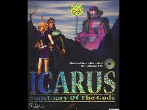 Icarus Sanctuary of the Gods Unboxing (PC) ENGLISH