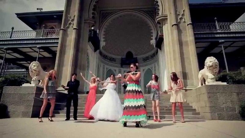Поющая невеста свадебный lipdub