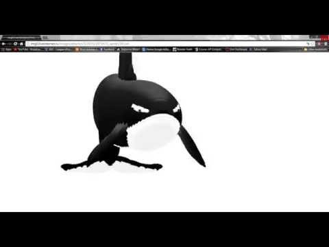 Whale Get Low