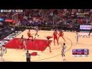 Чикаго Буллз 106 : 107 Сакраменто Кингз. Обзор(Баскетбол.НБА 2.12.2017)
