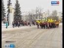 Вальс экскаваторов и футбол с участием тракторов «Беларусь»