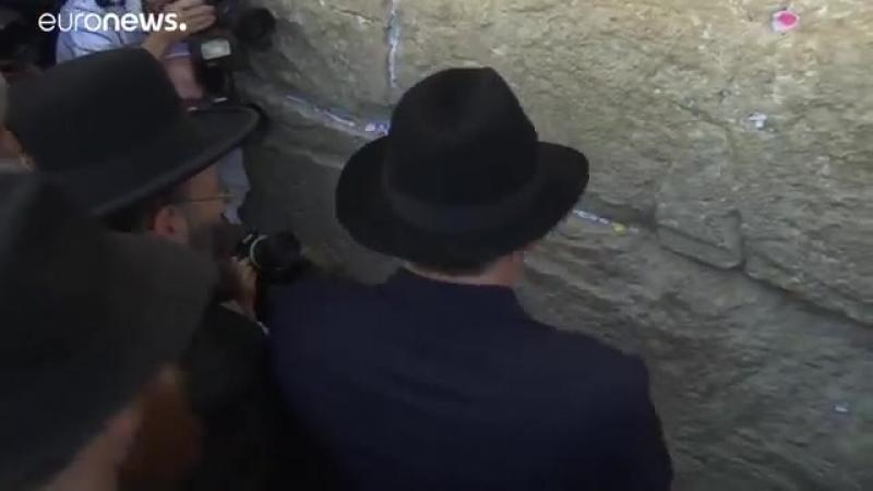 Jerusalem Orbán beendet 2 tägigen Israel Besuch