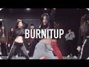 1Million dance studio Burnitup! - Janet Jackson (ft. Missy Elliott)  Beginner's Class