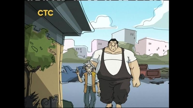 Приключения Джеки Чана Сезон 5 Серия 1