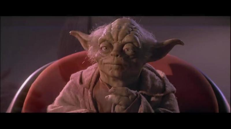 Звездные войны 1- Скрытая угроза -1999- - русский трейлер - VHS