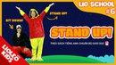 Tiếng Anh lớp 3   Unit 6: Stand up!   Sách giáo khoa tiếng Anh Bộ Giáo Dục [Lioleo Kids]