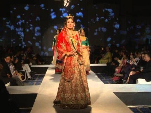 Raveena Tandon Fashion Show in nepal