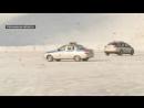 Полицейский дрифт: инспекторы учатся экстремальному вождению