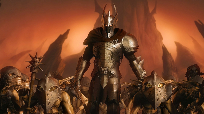 Overlord 8 (Кривой Санстрайк)
