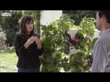 Episode 5 Zooey Deschanel on how far your food travels to get...