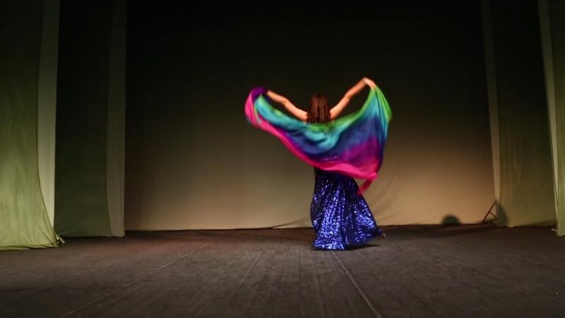13-й открытый чемпионат Башкортостана по восточным танцам