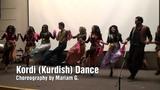 Bandari and Kordi Dances -- UC Irvine Iranian Student Union Culture Show 2011