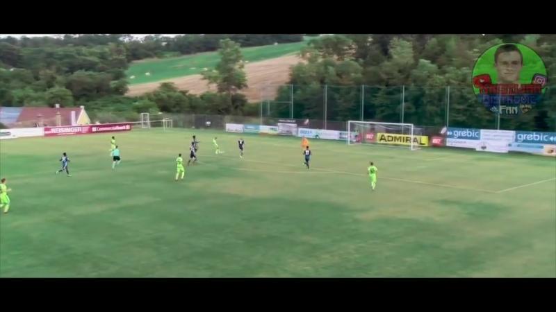 Кристиян Бистрович Против Гамбурга_Kristijan Bistrovic vs Hamburger SV