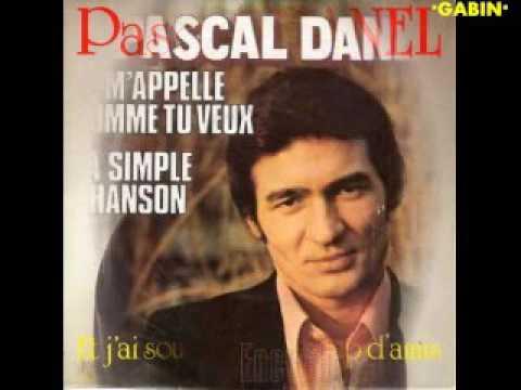 Pascal Danel La bonne société