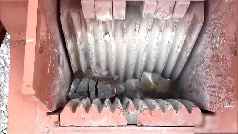 Крутая дробилка камня