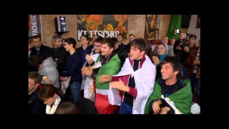 Вечер бокса с участием чеченских боксеров. В 22:30 на www.groztrk.net - прямая трансляция из Киева
