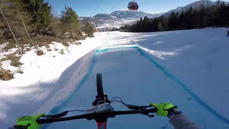 Ride Hard On Snow 2018 _ Gabriel Wibmer