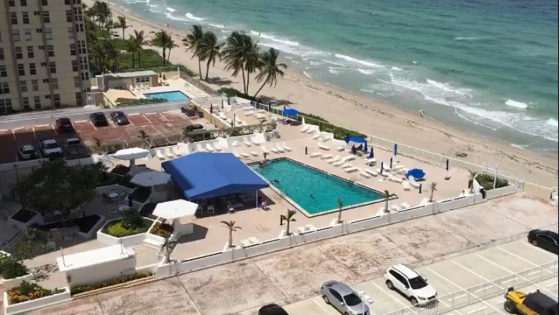 Parker Dorado 3180 S Ocean Dr Hallandale Beach 2/2 bed Аренда квартиры