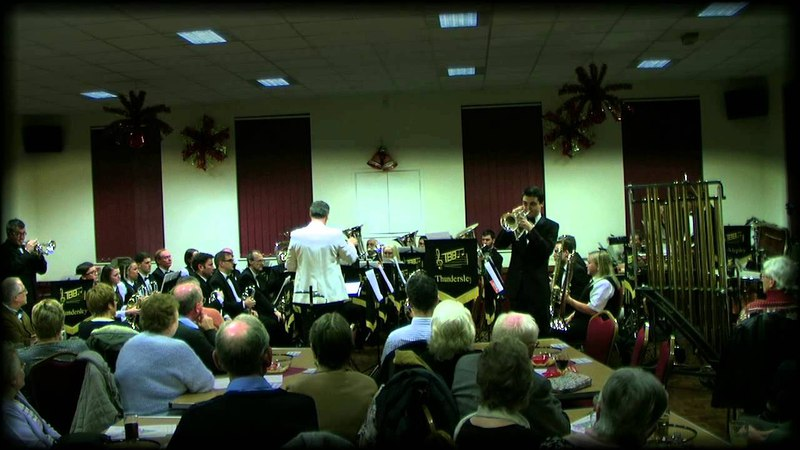 I Know Him So Well Cornet Flugel duet Thundersley Brass Band
