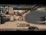 Woxic взял клатч 1в2 фейк-перезарядкой vs Gambit @ ESL Cologne Qual