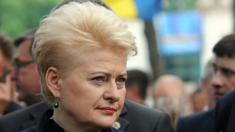 Президент Литвы поставила на место наглую кремлевскую журналжистку Скабееву