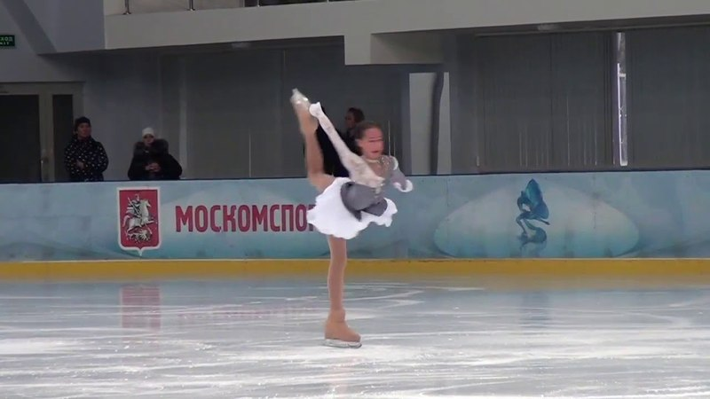 Alina Zagitova 20141206 25 103.02 V этап Кубка России 2014 Москва ПП 26 67.71