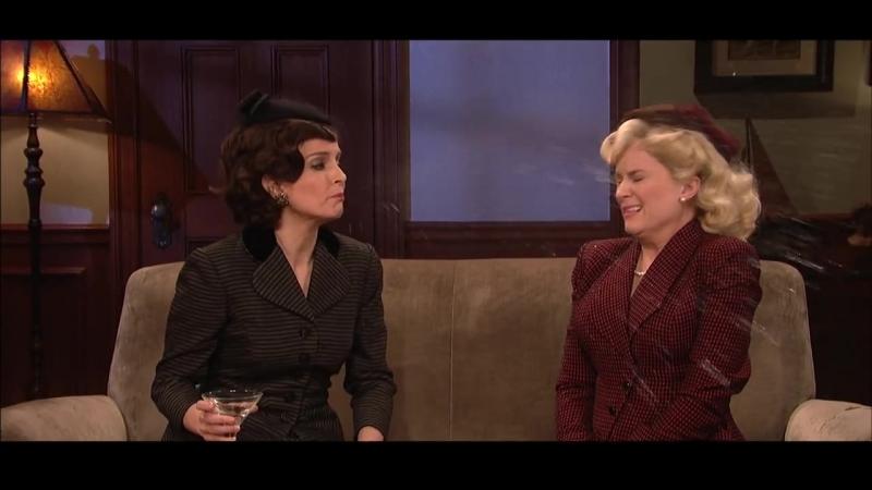 Movie Set with Tina Fey Amy Poehler SNL