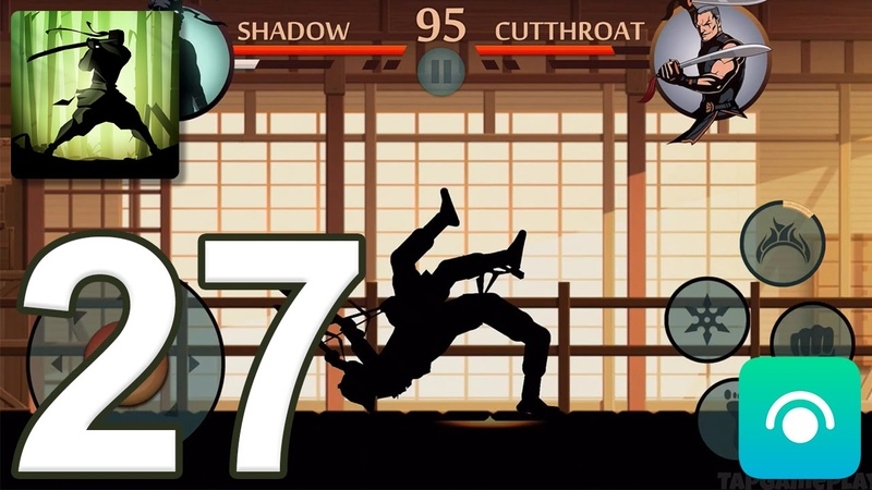 Shadow Fight 2 - Gameplay Walkthrough Part 27 - Act 4 (iOS, Android)