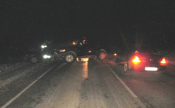 В аварии пострадала 51-летняя женщина