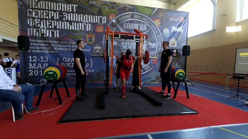 Чемпионат Северо-Запада России, 12.05.2018