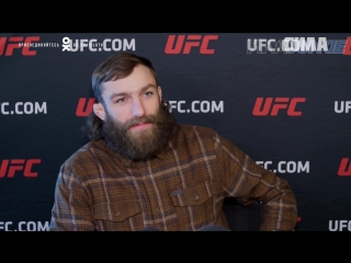 UFC 223  Michael Chiesa full media day interview in Las Vegas