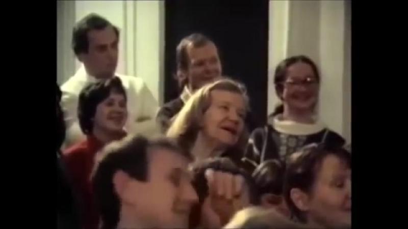 реакция В.ЦОЯ на А.Пугачёву