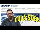 Lula sobe na pesquisa CNT e encurrala golpistas
