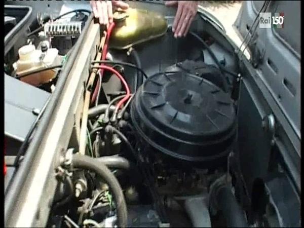La storia siamo noi - Alfasud un'auto targata sud - completo