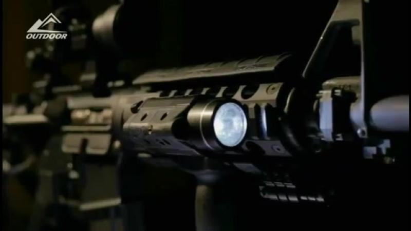 История огнестрельного оружия США. Винтовка М16