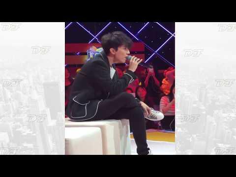 Димаш Кудайберген на съемках шоу Choose Big Star | Dimashfans.com