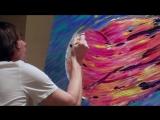 Джим Керри — Мне нужен цвет (видео о творчестве актёра в жанре живописи)