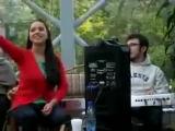 Женя отрадная умеет петь разные песни.... Умничка