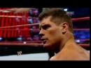  WM  Коди Роудс против Букера Ти - ТЛС 2011
