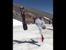 Подборка мощных трюков на сноуборде от Conor Carroll
