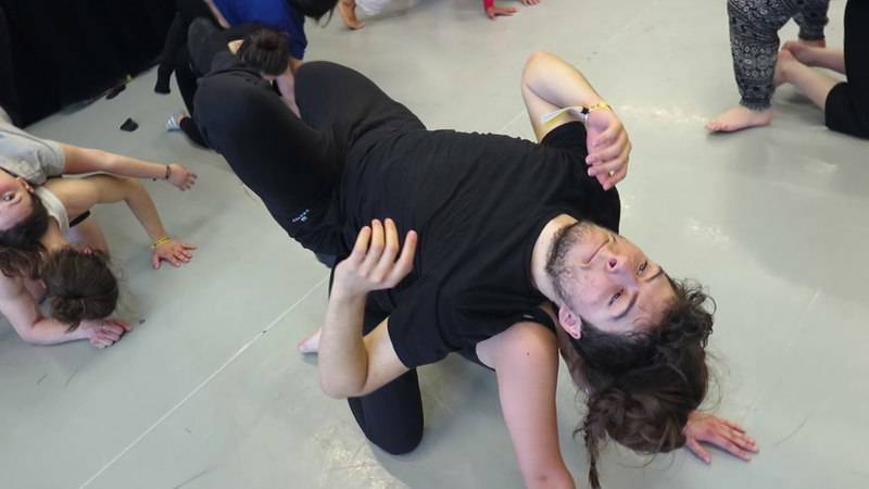 ProART Contemporary Dance Workshop - Partnering