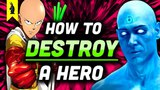 Watchmen vs. One Punch Man How To Destroy A Hero (Satire vs. Parody) Wisecrack Edition