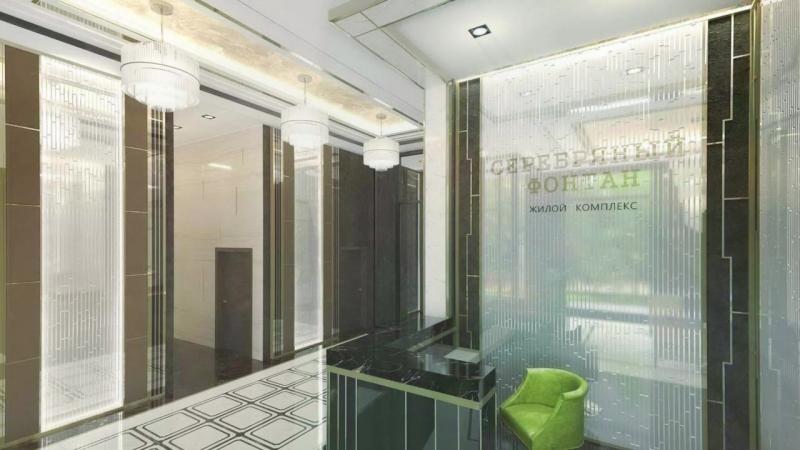 Ролик о ЖК Серебряный фонтан для агентств недвижимости