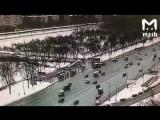 Наезд на пешеходов в Москве 25 декабря