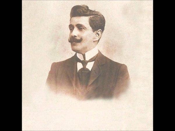 Ernesto Nazareth - Polonesa (Alexandre Dias, piano)