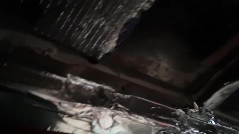 Гольф.Потолок вибра бифоил,в один слой с тестами.