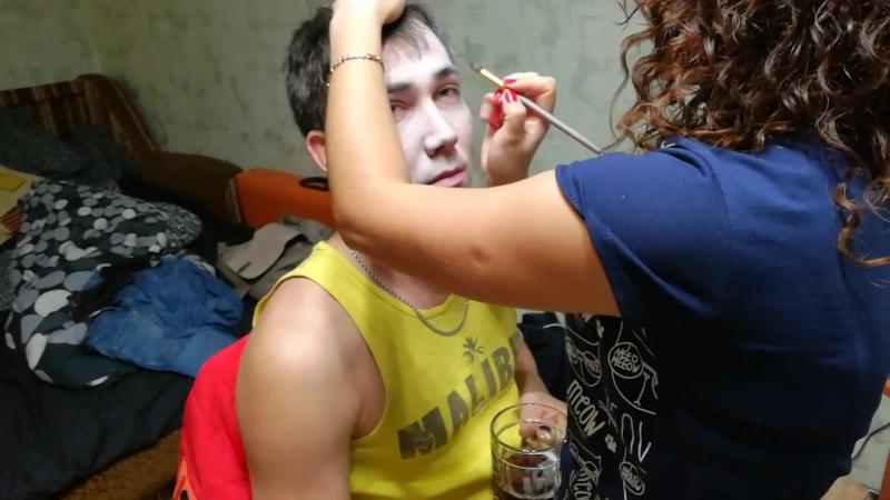 Подготовка к Хеллоуину-2017