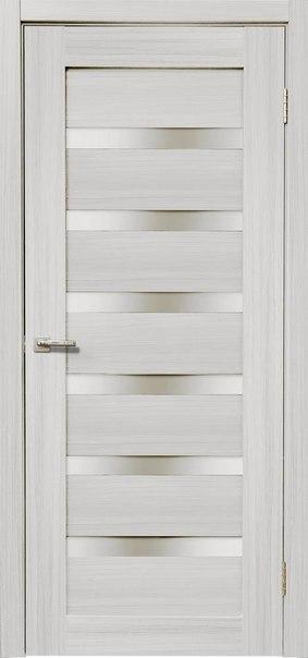 Межкомнатная дверь 643 (БЕЛЫЙ САНДАЛ)