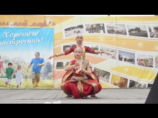 Улдуз Мамедова и Татьяна Молчанова. Карунеш - дуэт.