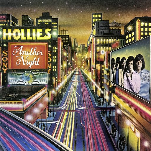 The Hollies альбом Another Night